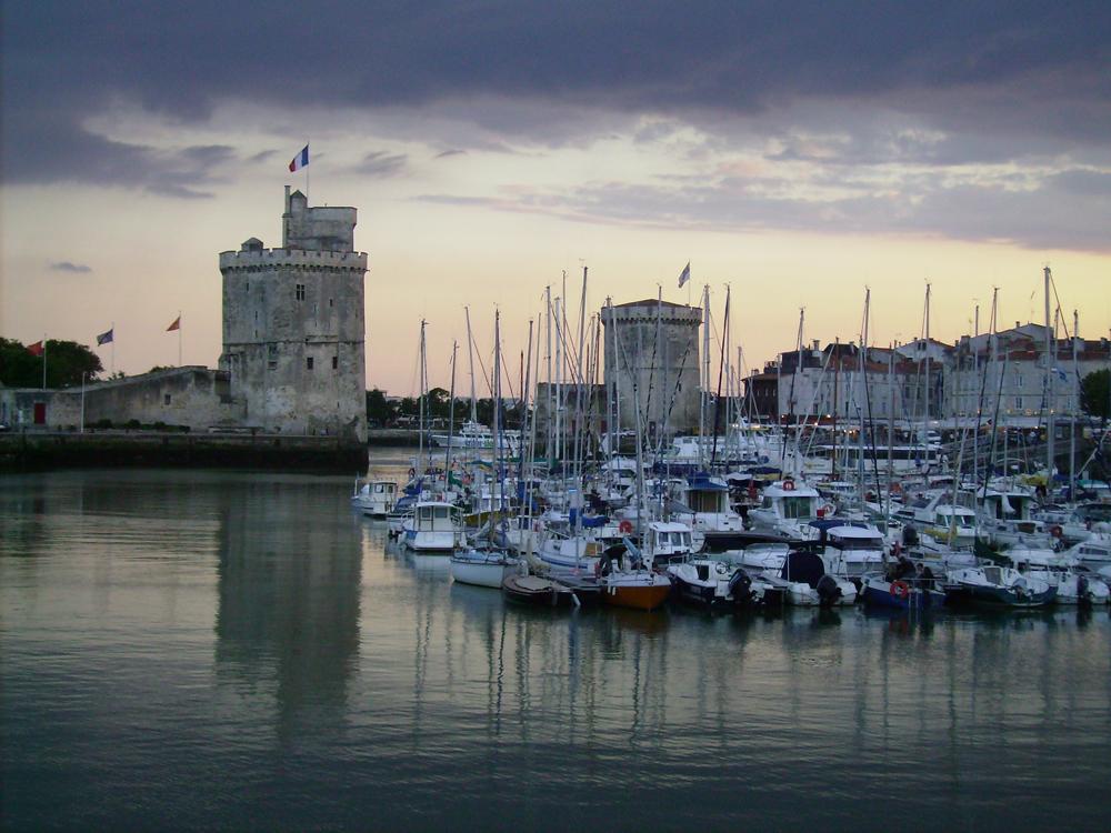 Journée découverte à La Rochelle